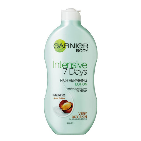 Garnier Intensive 7 Days Shea Butter Body Lotion 400ml