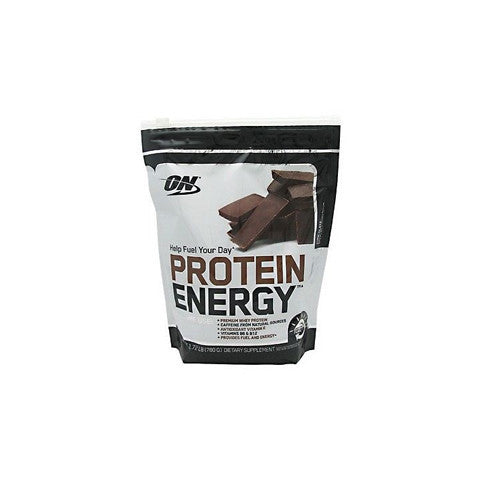 Optimum Nutrition Protein Energy Chocolate 1.72lbs