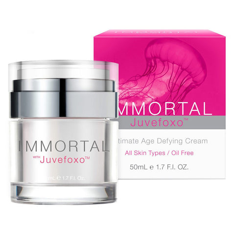 Immortal with Juvefoxo 50ml