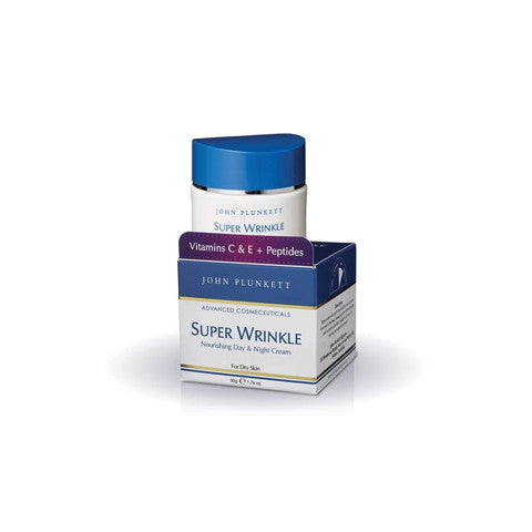 Plunkett Essentials Super Wrinkle Cream 50g