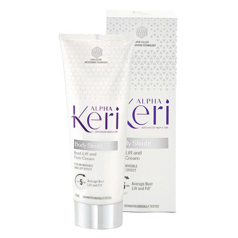 Alpha Keri Body Slim Fit Bust Lift and Firm Cream 200ml