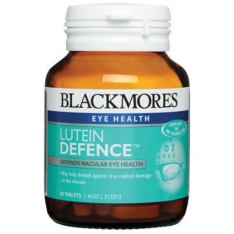 Blackmores Lutein Defence 60 Tabs