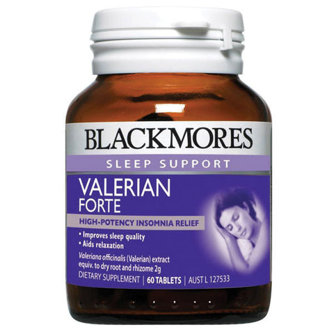Blackmores Valerian Forte 2000mg 60 Tabs