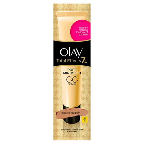 Olay Total Effects CC Cream Light 50ml
