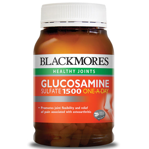 Blackmores Glucosamine Sulfate 1500mg One-A-Day 180 Tabs