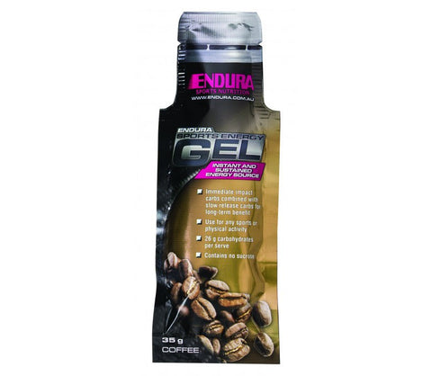 Endura Sports Energy Gel Coffee 35g