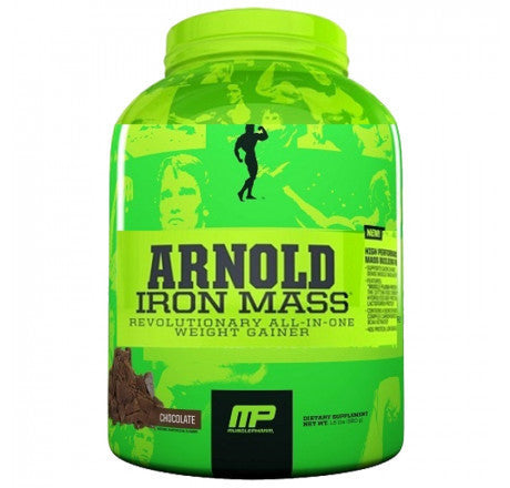 Arnold Iron Mass Chocolate 680g