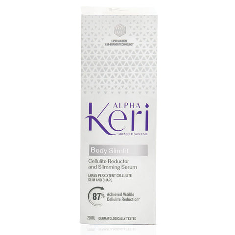 Alpha Keri Body Slim Cell Red+S Serum 200ml