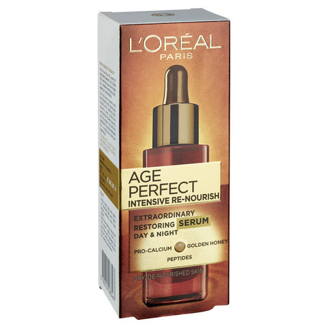Loreal Age Perfect Intense Nutrition Serum 30ml