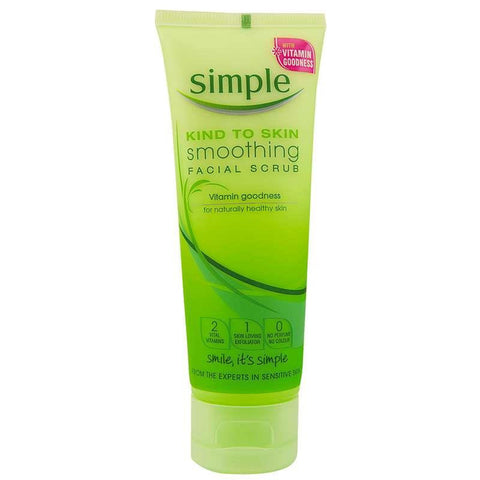 Simple Soothing Cleansing Scrub 75ml