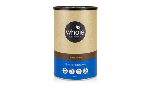 Whole Live Nutrients Slimmer's Protein Cacao and Cashew 900g