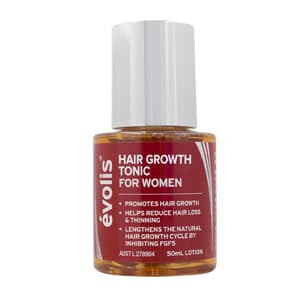 évolis Hair Growth Tonic For Women 50ml