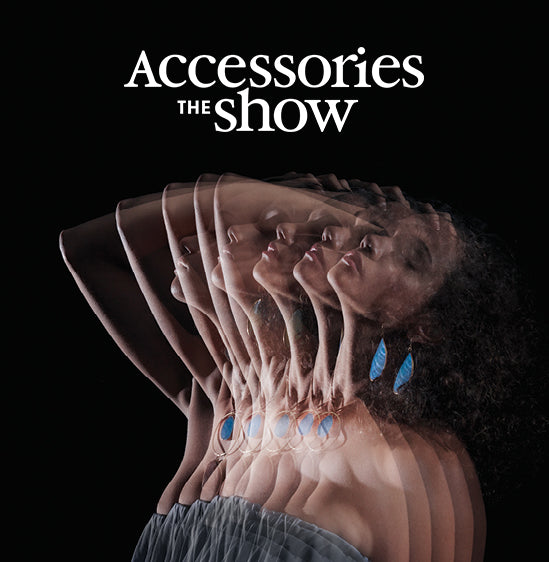 We'll Be at Accessories the Show, January 7-9th, Booth 3705