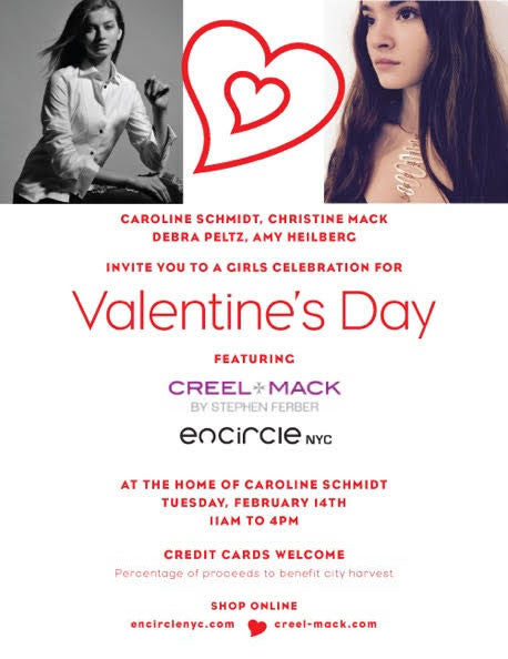 Valentine's Day Trunk Show