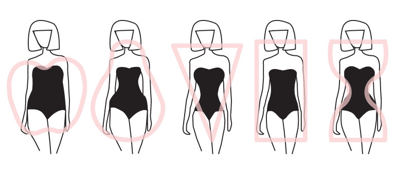 Our beautiful body shapes