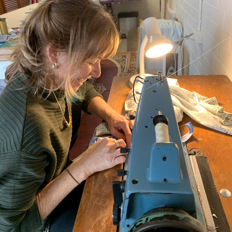Trace sewing