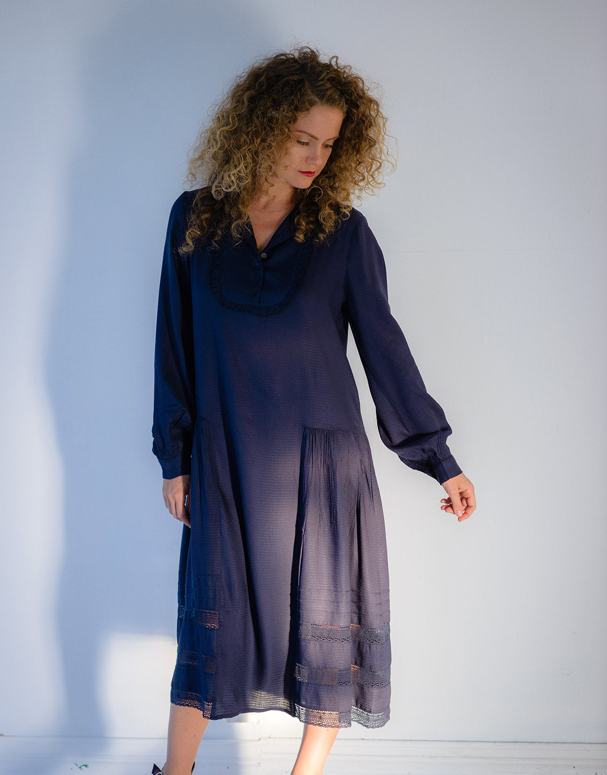 Teresa dress in Moody