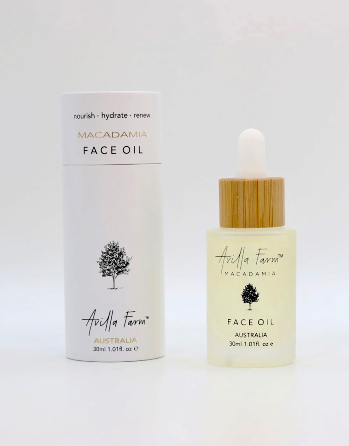 Macadamia Face Oil