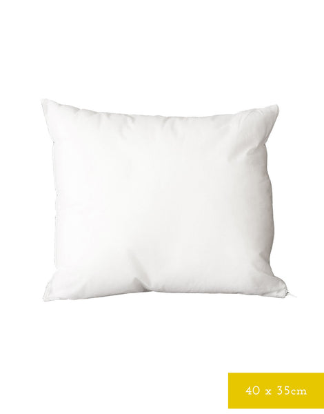 Cushion insert - Rectangle Corn - 40 x 35cm