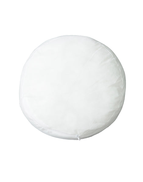 Cushion Round Poly Insert - Small 33cm