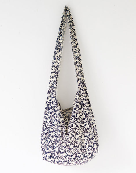 Eco Bag Lillypilly in Indigo