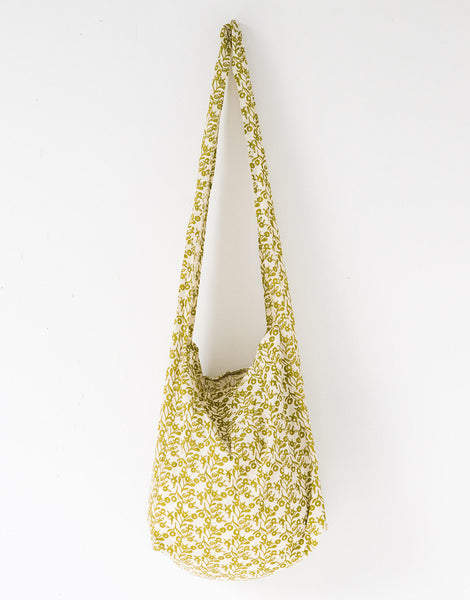 Eco Bag Lillypilly in Olive