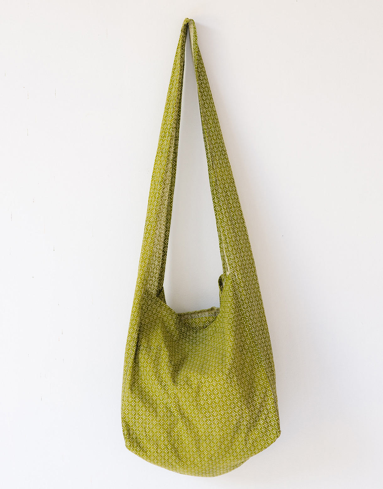 Eco Bag Myrtle in Olive