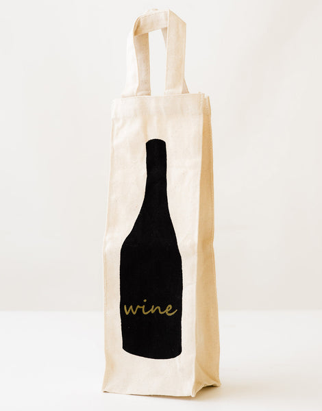 Eco Wine Bottle Bag