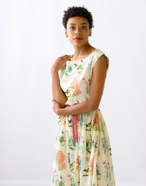 Jane dress in Ecology *organic cotton
