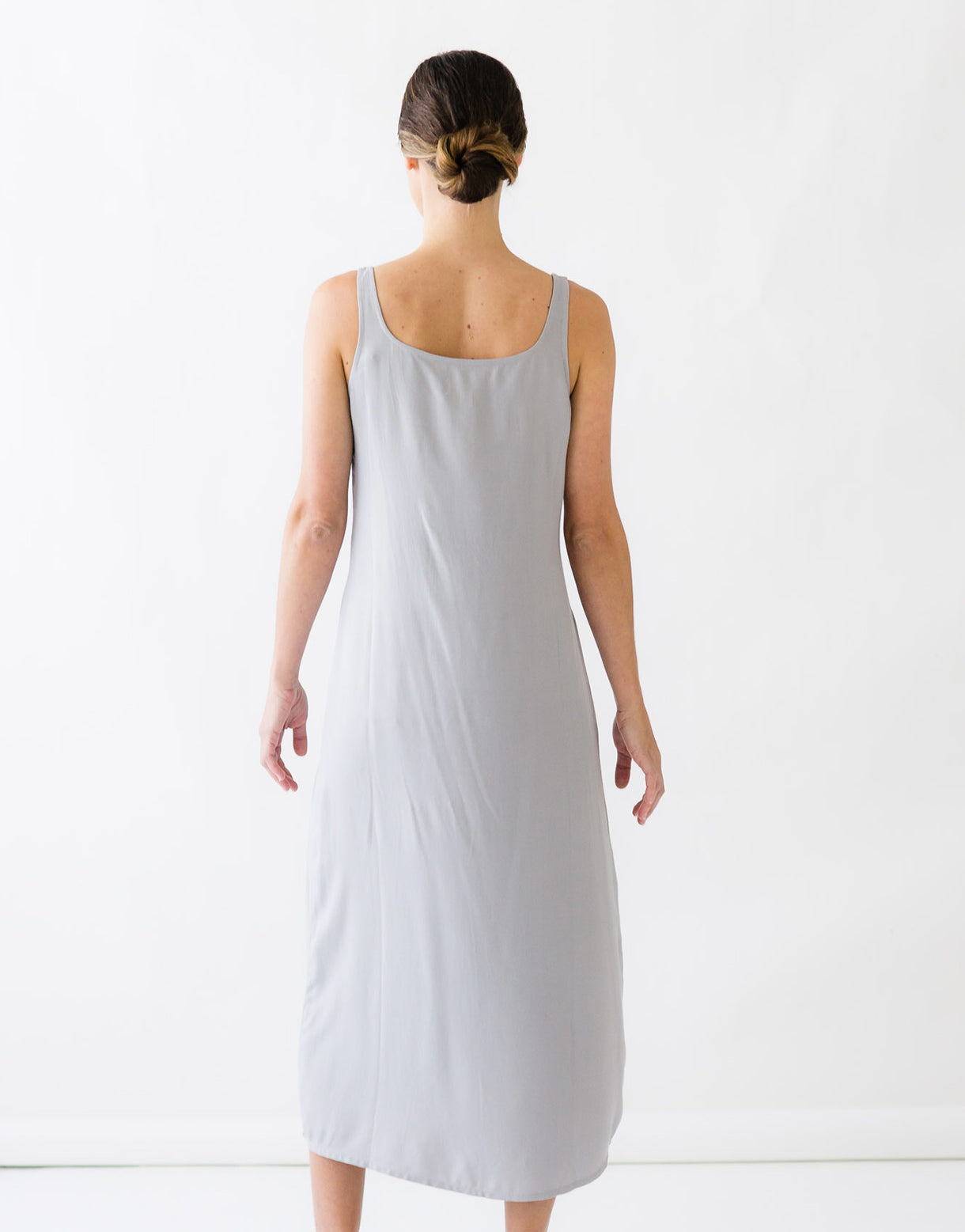 Leanne Dress in Lunar *sustainable viscose
