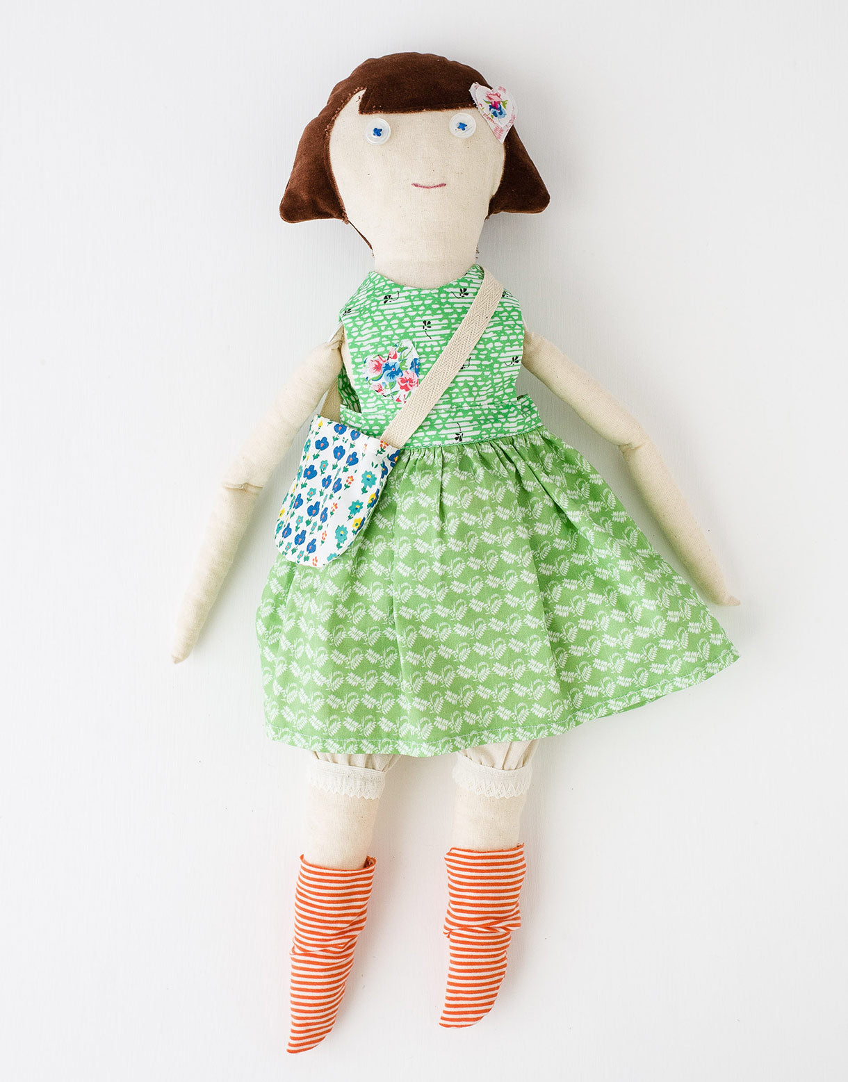 Lily Rag Doll kit