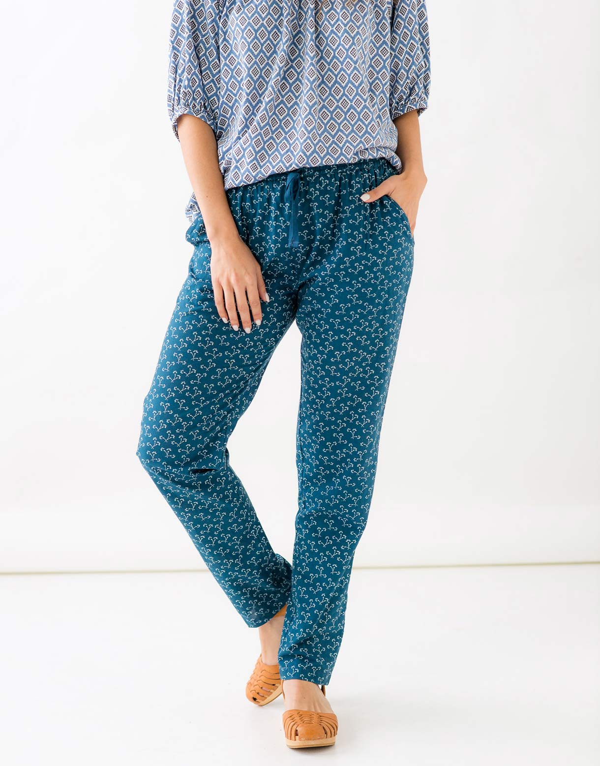 Jolie Pant in Dandy *organic cotton