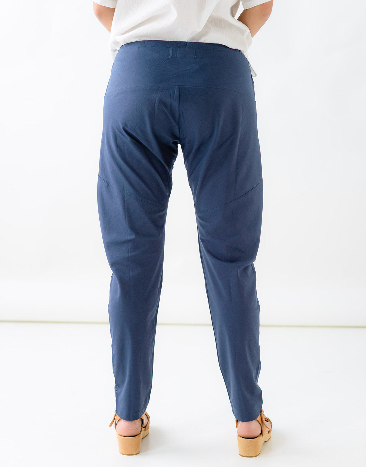 Meah Pant in Blue Night