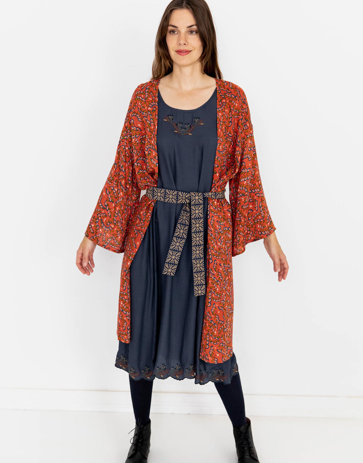 Meg Duster in Arbor *sustainable viscose