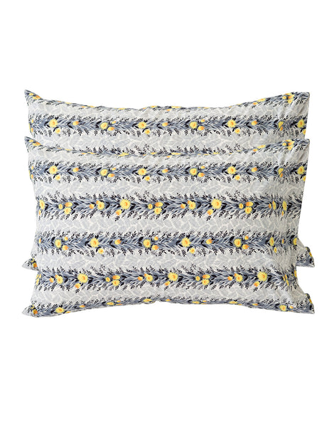 Pillowcase set in Jessamine