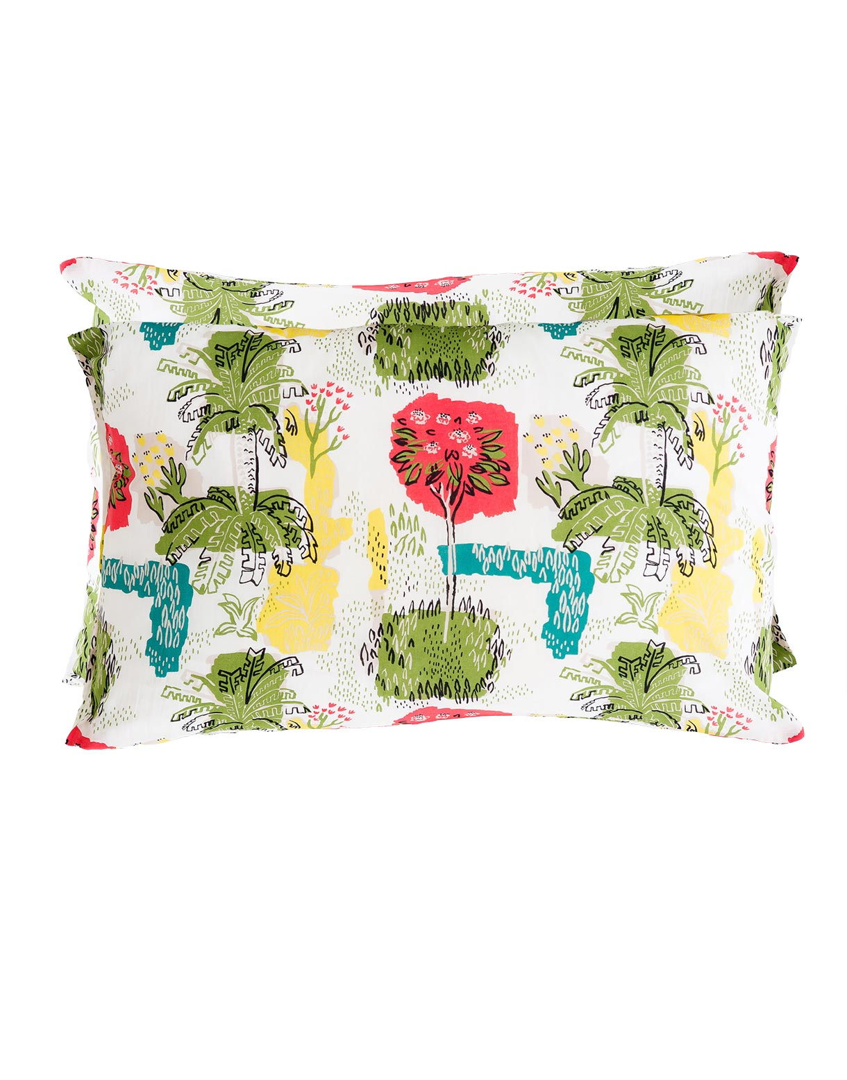 Pillowcase set in Paradise