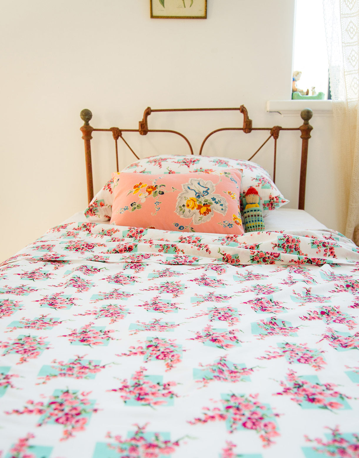 Summer top Sheet in Coral Bay
