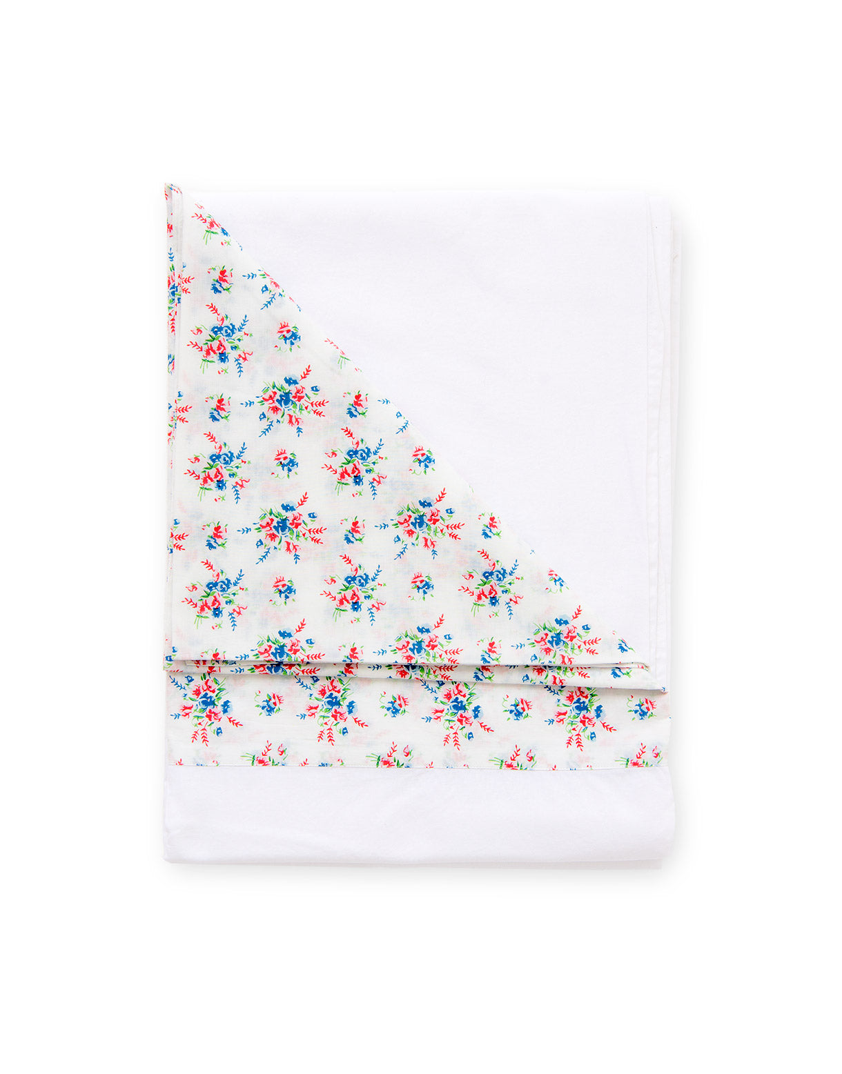Top Sheet in Sprig - Twin single