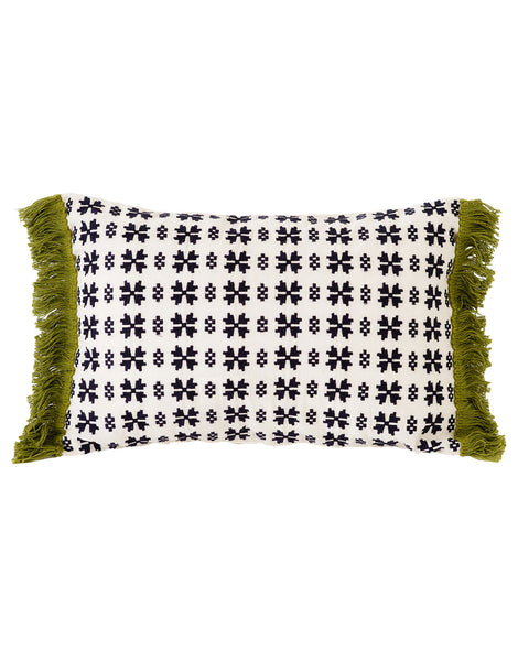 Tully Rectangle Cushion in Natural