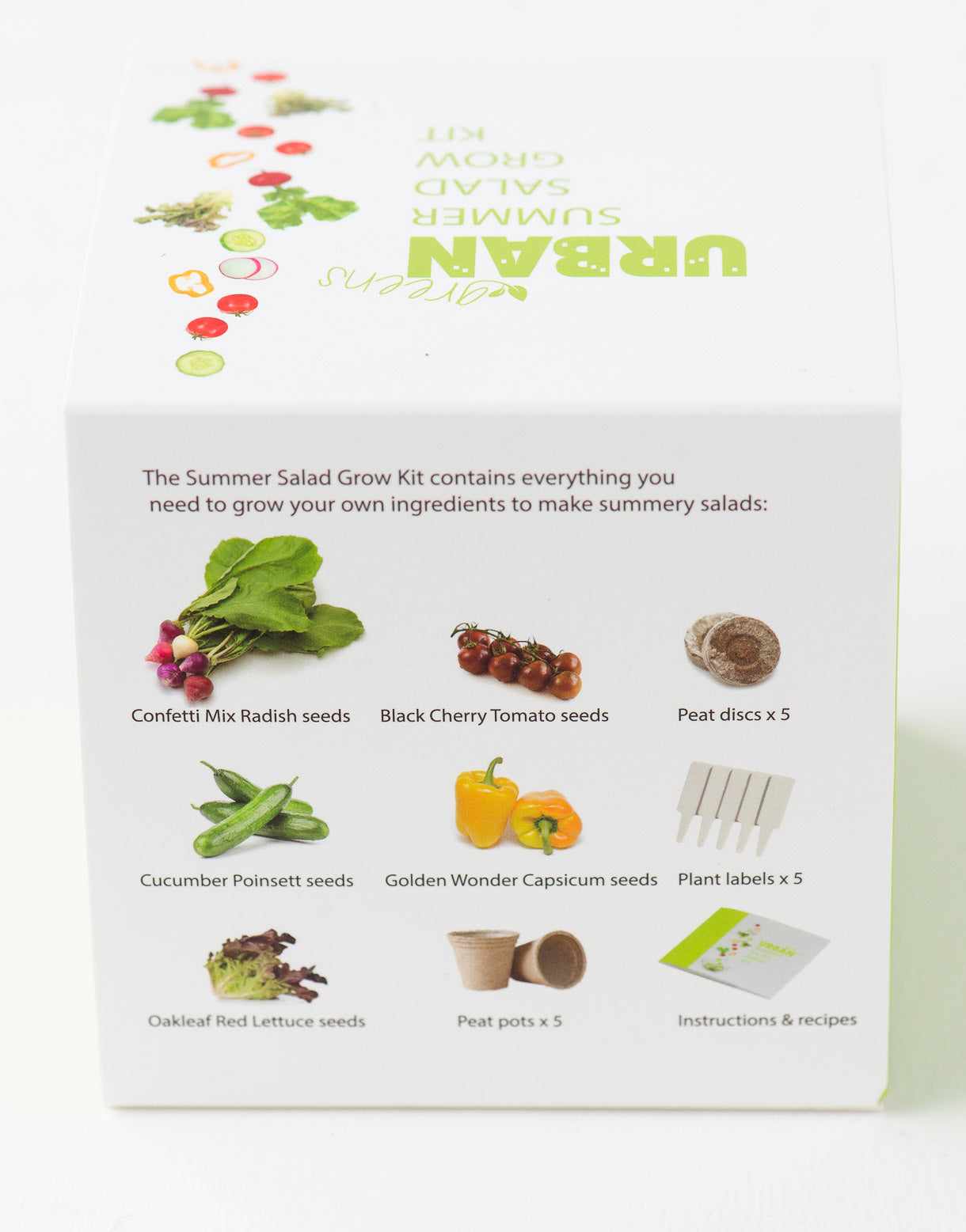 Summer Salad Grow kit