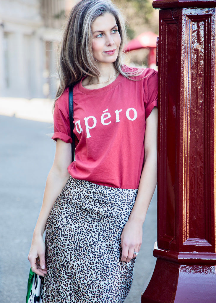 Apero Beaded Tshirt