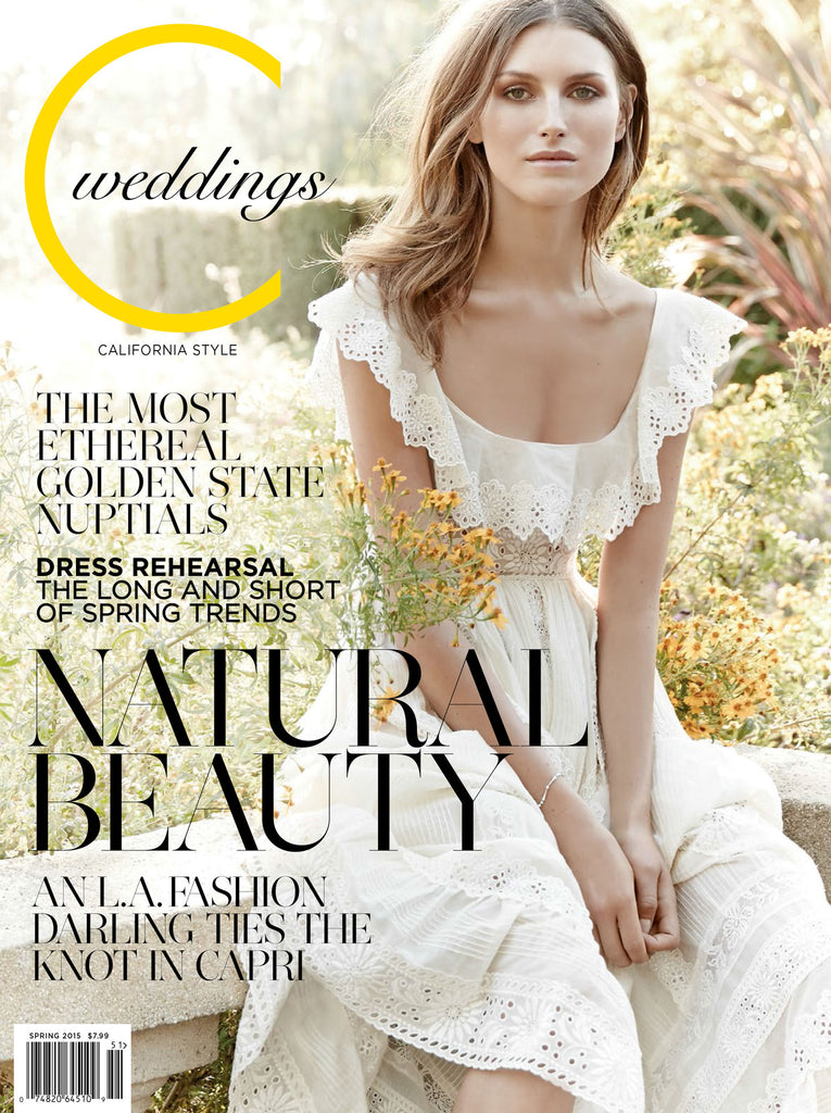 C Magazine - Spring Weddings
