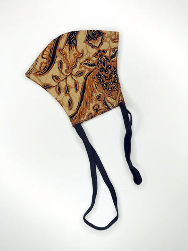 Hijab Friendly Batik Masks