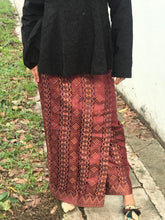 Load image into Gallery viewer, Songket Skirt