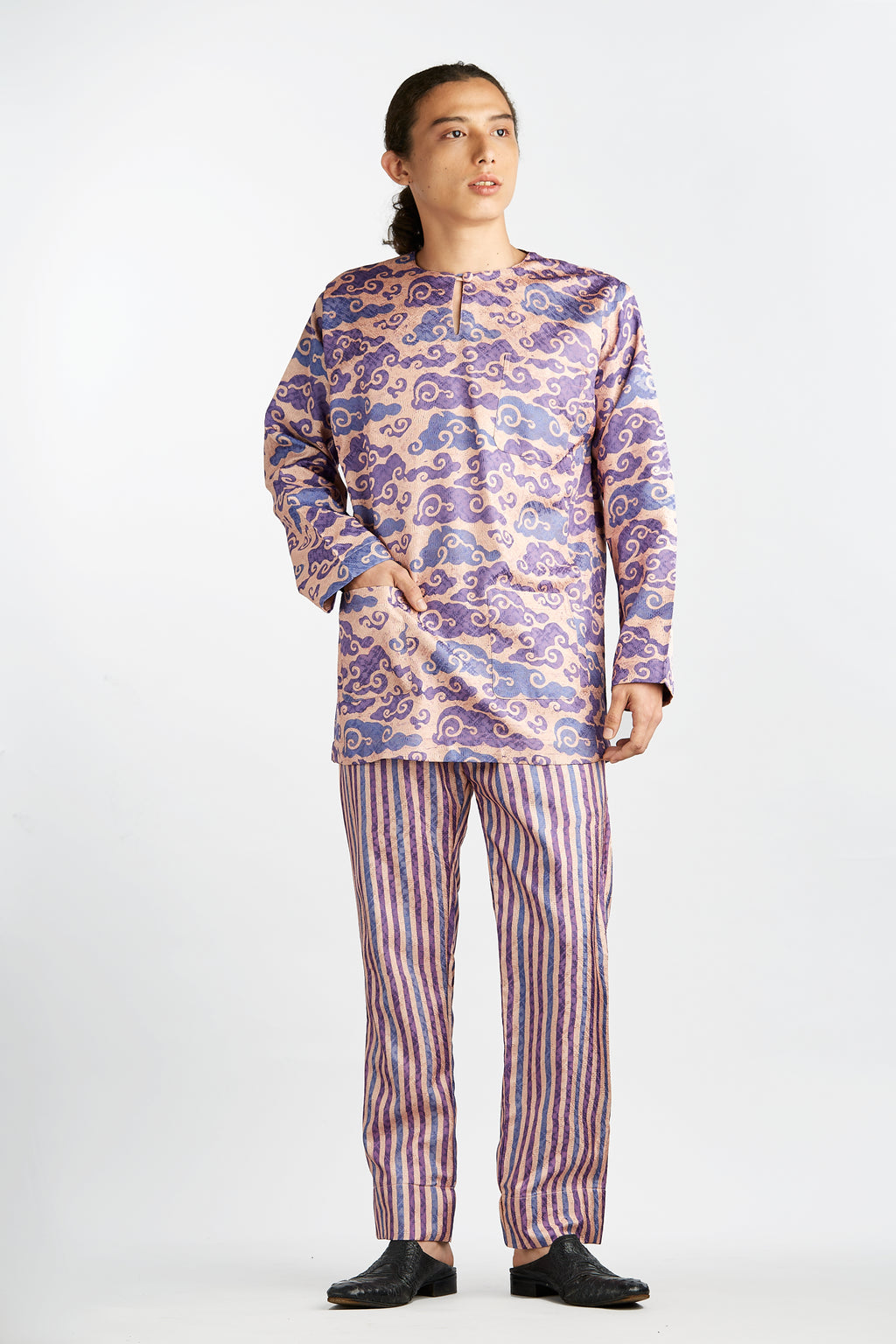 Men's Budi Pastel Purple
