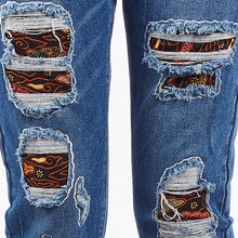Load image into Gallery viewer, Men's Batik Jeans