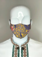 Batik Mask with Filter Pocket