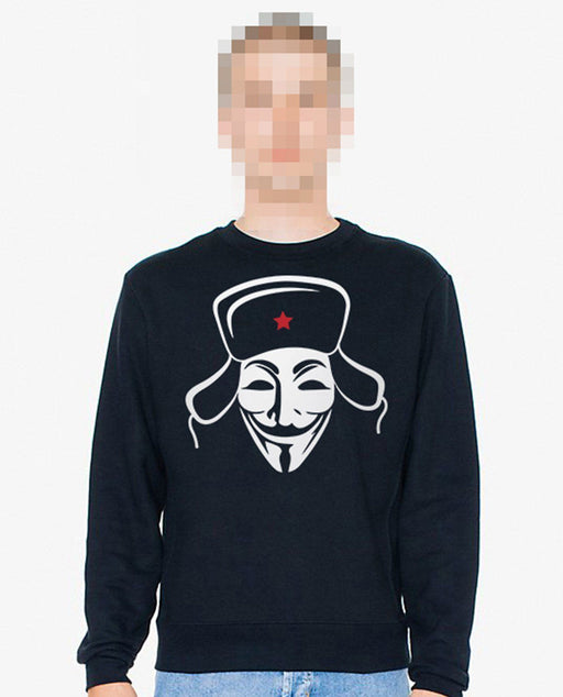 Long Sleeves - Russian Hacker Long Sleeve Shirt