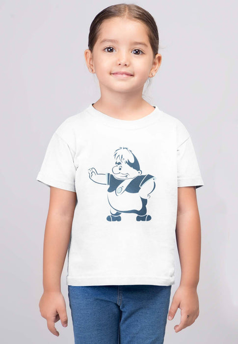 T-Shirts - Karlsson Russian Street Art Style T-shirt (Toddler)
