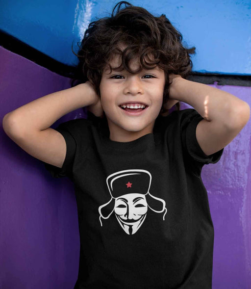T-Shirts - Russian Hacker T-shirt (Youth)